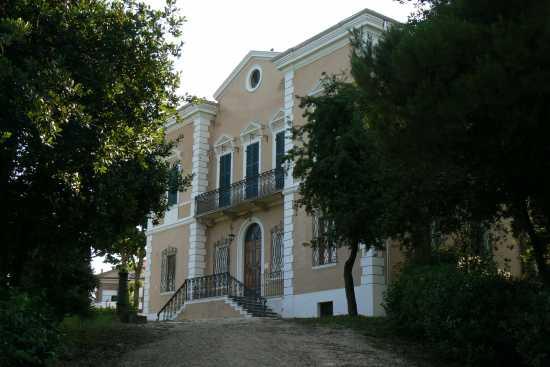 Villa Bufarini - Montemarciano (3568 clic)
