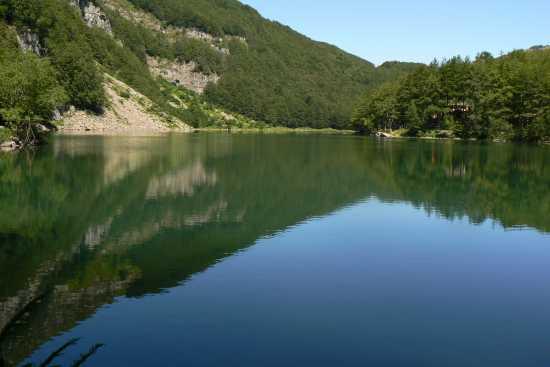 Lago Santo  - Pievepelago (5427 clic)