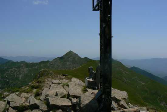 Il Monte Giovo - Pievepelago (2490 clic)