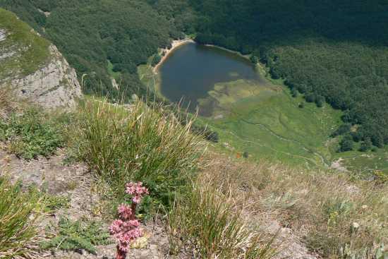 Il Lago Baccio - Pievepelago (3161 clic)
