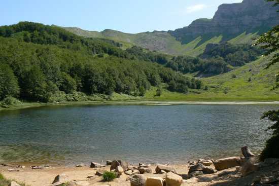 Lago Baccio - Pievepelago (6461 clic)