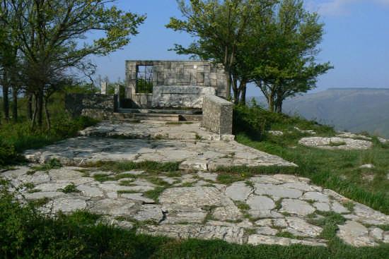 Mausoleo di Malaparte - Prato (4220 clic)