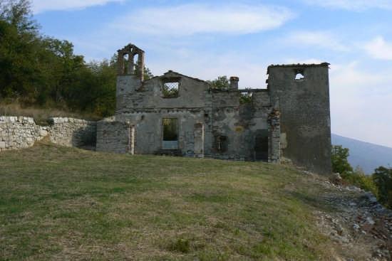 La chiesa di San Biagio a Cavagliano - Prato (5307 clic)