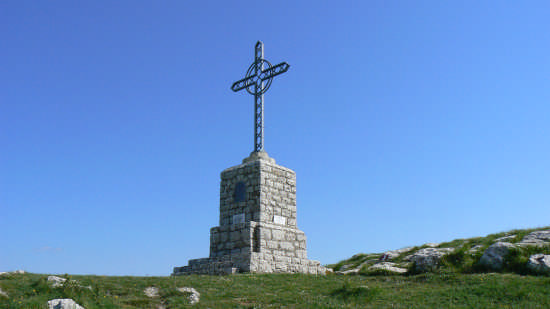 La croce della Retaia - Prato (3690 clic)
