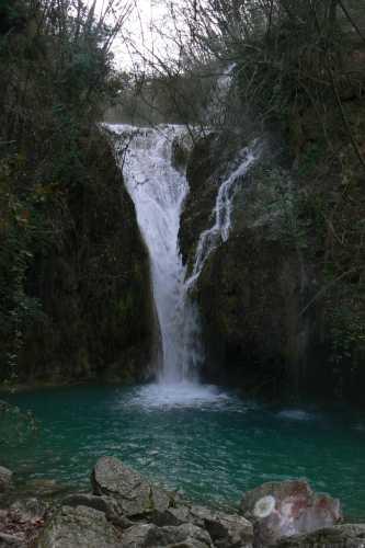 La cascata del Rio Buti - Prato (5655 clic)