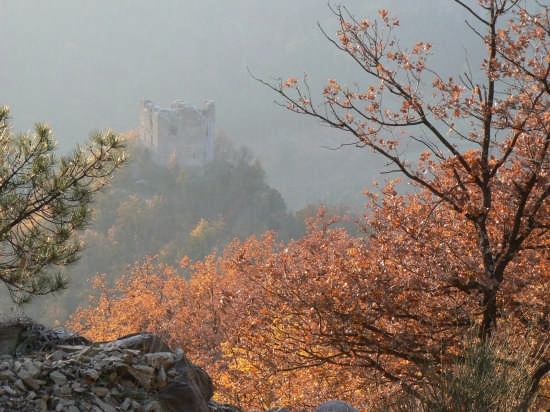 Rocca Cerbaia - Vernio (2519 clic)