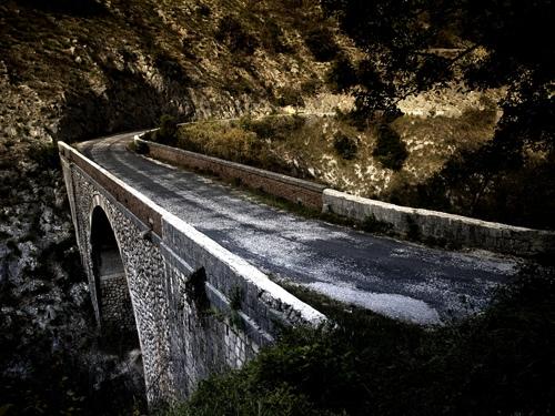 Il tracciolino per Roccasecca - Casalvieri (4099 clic)