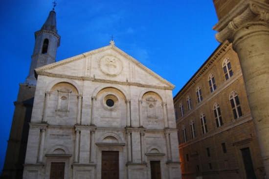 Pienza, il Duomo (3312 clic)