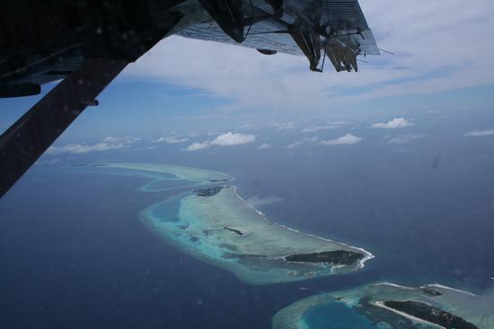 a due passi dal paradiso(maldive) (451 clic)
