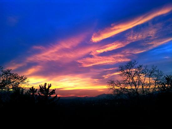 tramonto Elvetico (482 clic)