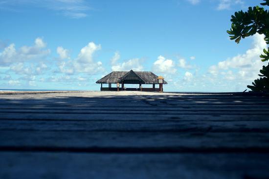 maldive pontile -  - inserita il 27-Dec-12