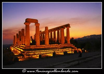 Agrigento, valle dei Templi (6332 clic)