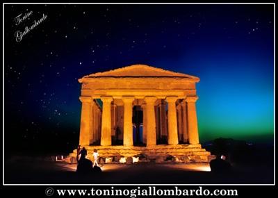 Valle dei Templi - Agrigento (3177 clic)