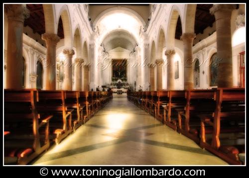 Chiesa Madre - Calascibetta (4132 clic)