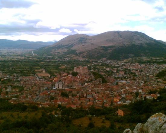 Panorama - Celano (3920 clic)