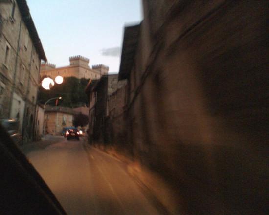Veduta del Castello Piccolomini - Celano (3521 clic)