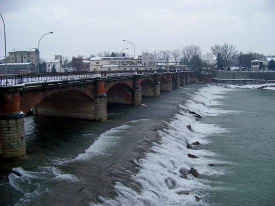 Ponte Cittadella Alessandria (7117 clic)