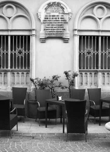 Via Milano -  Sinagoga - Alessandria (3315 clic)
