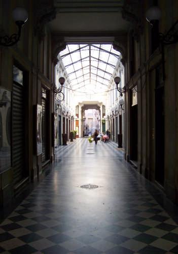 Alessandria - Galleria Guerci (3486 clic)