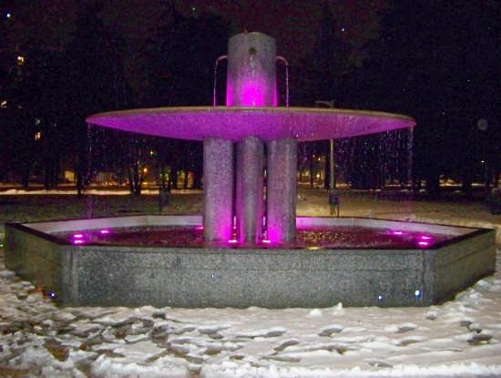 Acqua e neve - Alessandria (3470 clic)