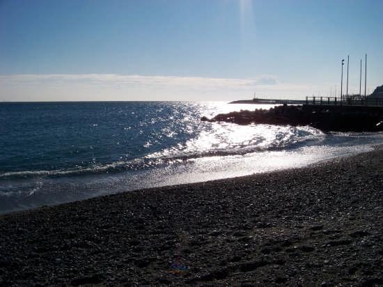 Spiaggia - Arenzano (5831 clic)