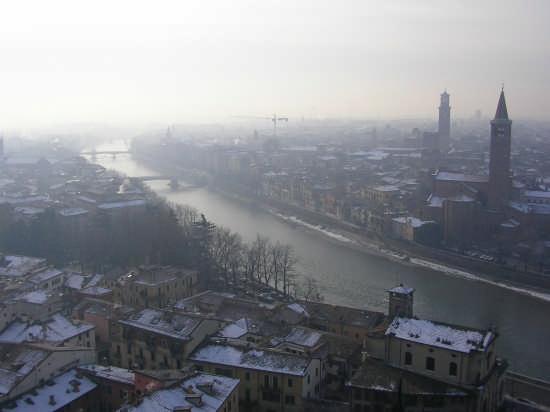Verona e l'Adige  (4228 clic)