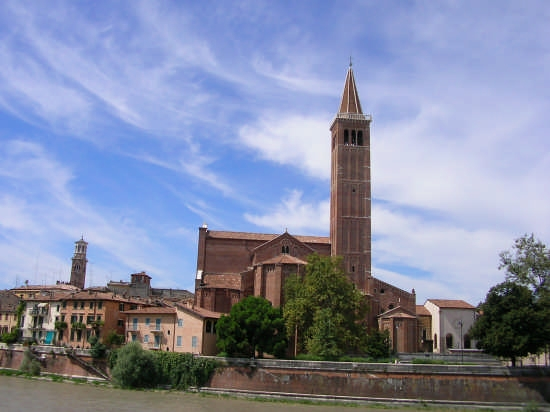 Santa Anastasia   - Verona (2602 clic)