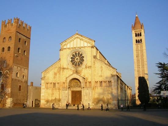 Basilica di San Zeno - Verona (5802 clic)