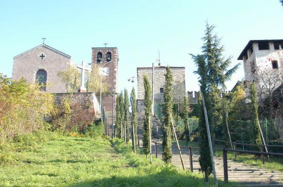 Chiesa Parrocchiale e Castello - Turbigo (2292 clic)
