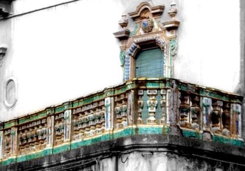Balcone Antico - CALTAGIRONE - inserita il 16-Jun-08