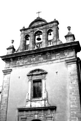 Chiesa S.Agata - Caltagirone (3084 clic)