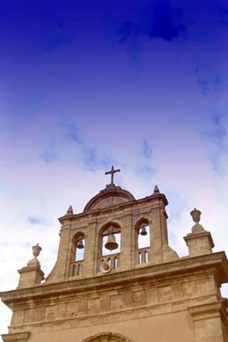 Chiesa S.Agata - Caltagirone (3135 clic)
