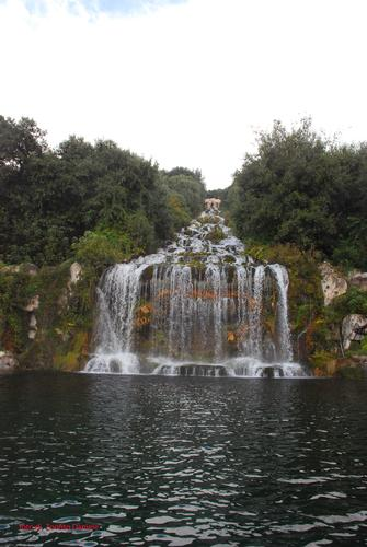 i giardini della reggia di Caserta (2132 clic)