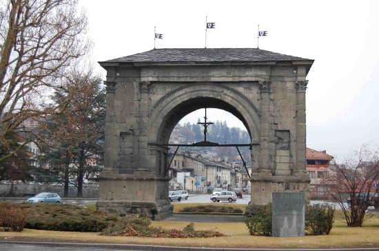 Aosta-Arco d'Augusto (5812 clic)