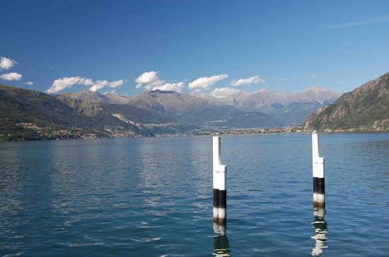 il lago da Bellano (2744 clic)