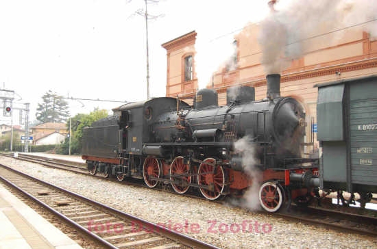 Stazione di Lierna-Loco a vapore  (3167 clic)