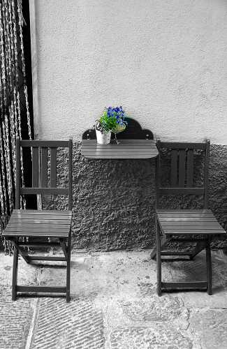 Accoglienza - Manarola (2490 clic)