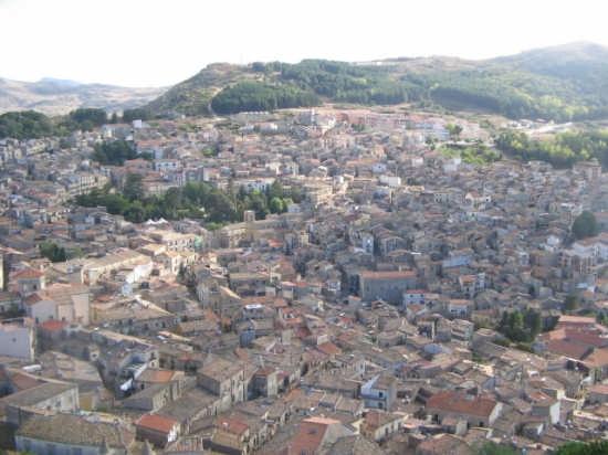 Panorama dal Castello - Mistretta (2896 clic)