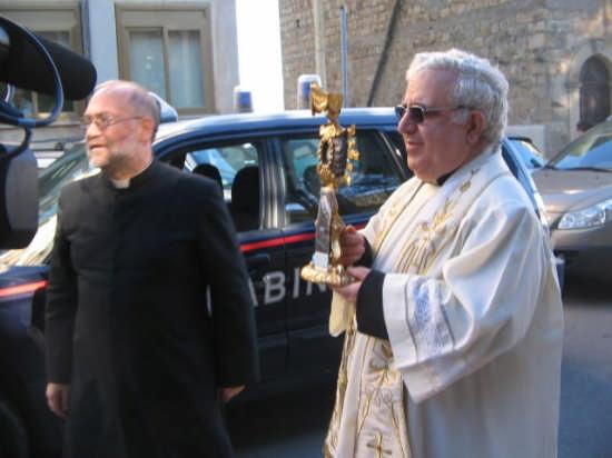 Reliquia di Santa Bernedetta a Mistretta (2926 clic)