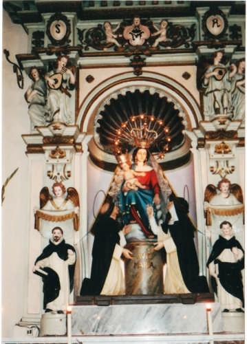 Madonna del Rosario - Mistretta (4122 clic)