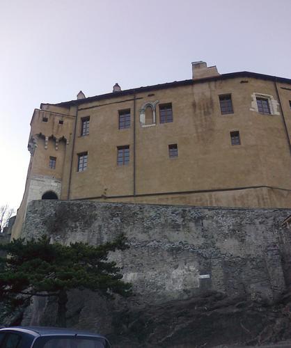 Castello della Marchesa Adelaide - Susa (2158 clic)