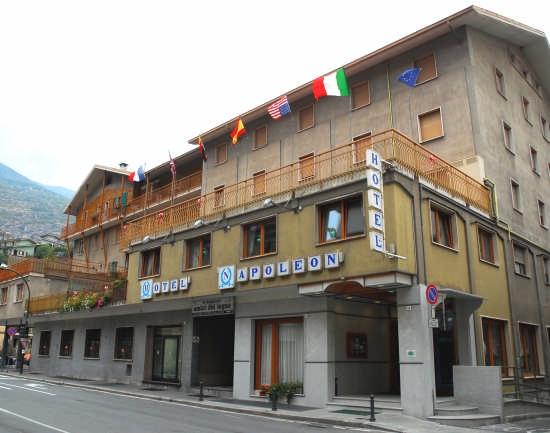 SUSA  Hotel Napoleon  - SUSA - inserita il 10-Dec-08