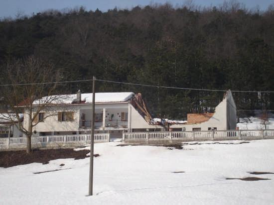 I danni della neve - DEGO - inserita il 20-Feb-09