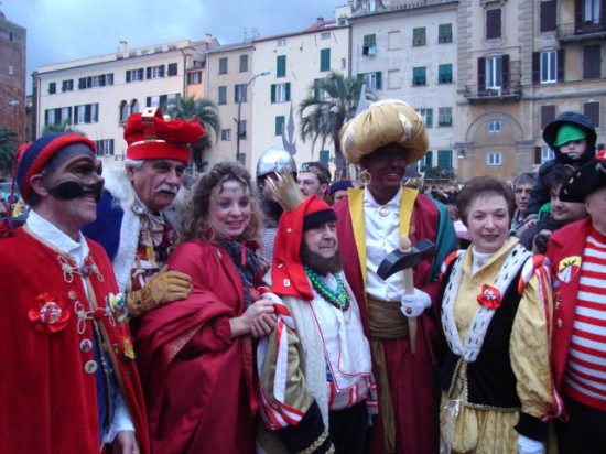 Carnevale a Savona (3508 clic)