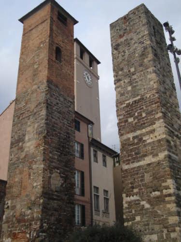 La torre del Brandale  - Savona (2593 clic)