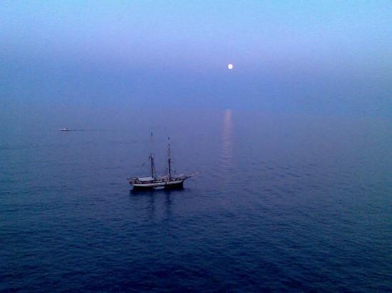 un mare da sogno - Lipari (2689 clic)