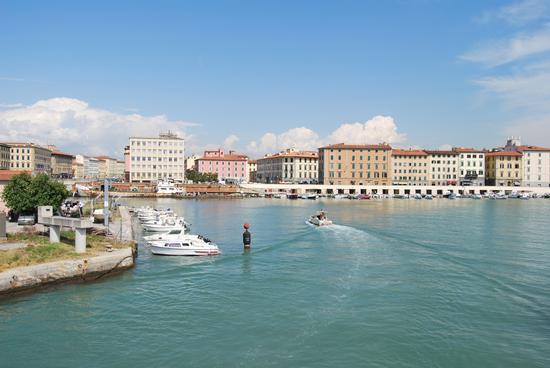 Al porto - Livorno (1791 clic)