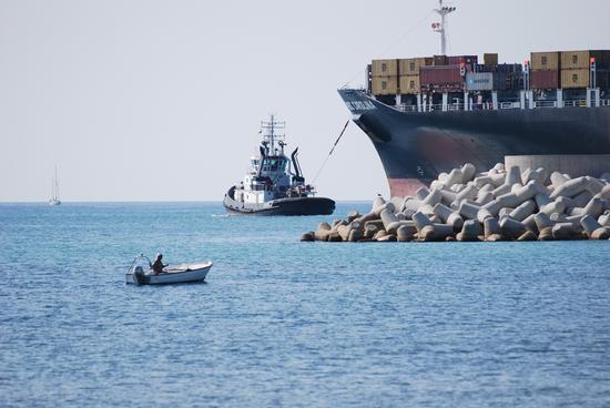 Livorno, porto (2370 clic)