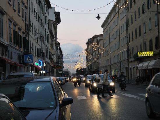Aspettando il Natale - Livorno (2424 clic)
