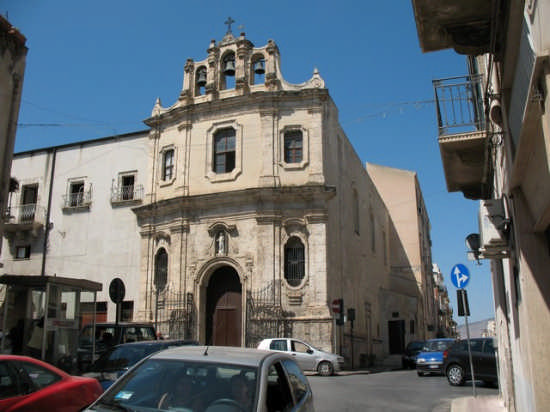 Chiesa - Alcamo (3901 clic)